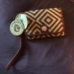 NWT Spartina Yemassee Trail Cellphone Wristlet